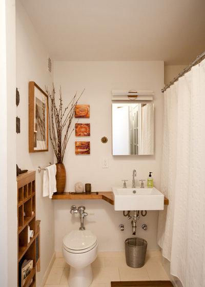 Tu baño es pequeño? 12 ideas para sacarle todo el partido