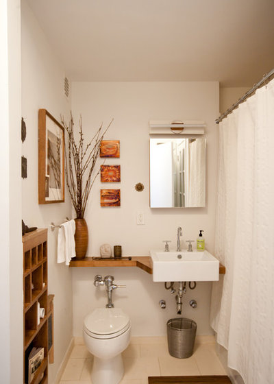 Eclectic Bathroom by Chris A Dorsey Photography