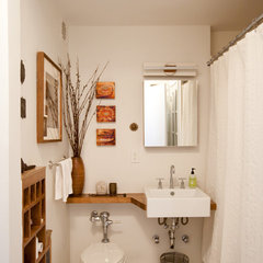 contemporary bathroom by Chris A. Dorsey