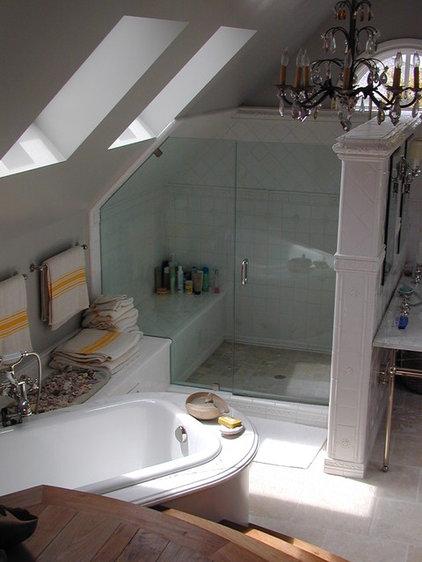 Bathroom by Kathleen Burke Design