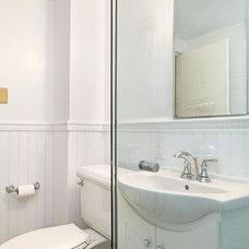 Traditional Bathroom by Glickman Design Build, LLC