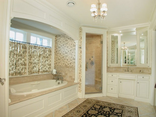 Is The Shower Surround Trim Made Of Wood Or A PVC Type?