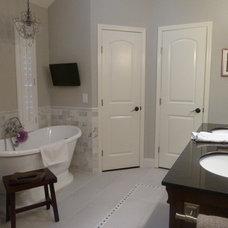 Traditional Bathroom KBO Design