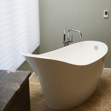Modern Bathroom by Kidwell Design Group, Inc.