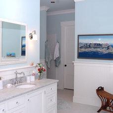 Traditional Bathroom by Cole Design Studio, LLC