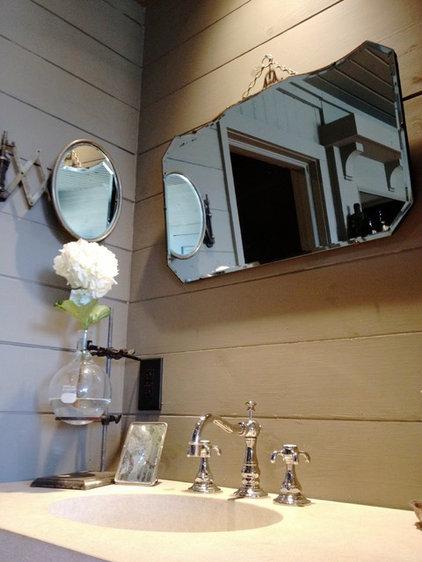 Industrial Bathroom by Emily Winters