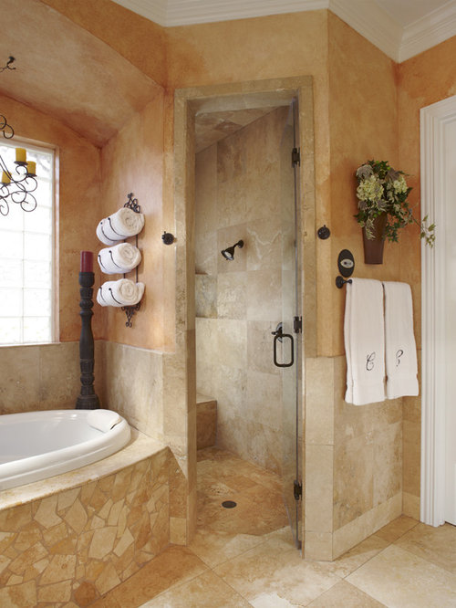 mediterranean dallas bathroom design ideas remodels photos