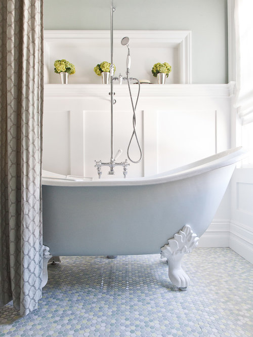 Clawfoot Tub Home Design Ideas Pictures Remodel And Decor