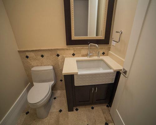 Bathroom design ideas renovations photos with quartz for Bathroom decor riverton