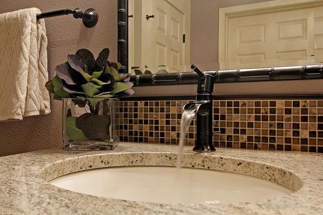 Traditional Bathroom by Nip Tuck Remodeling
