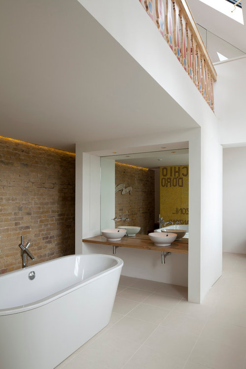 What do you think of open plan bathrooms? | Houzz UK