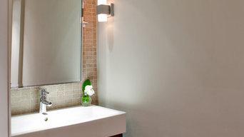 Kenny & Company- Nashville Residence, Master Bath -Designer: Dovetail Designs