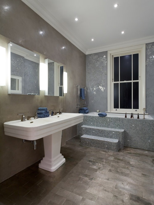 Double Pedestal Sinks Houzz