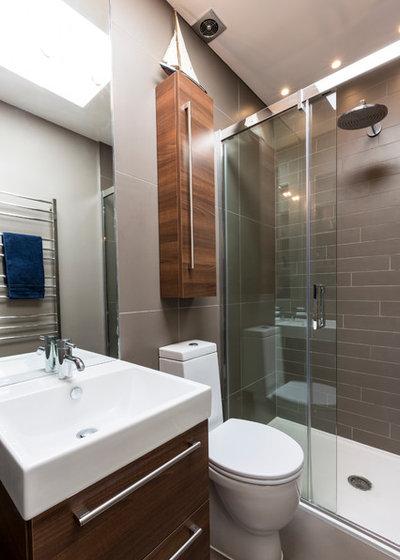 Современный Ванная комната by Luke Cartledge Photography