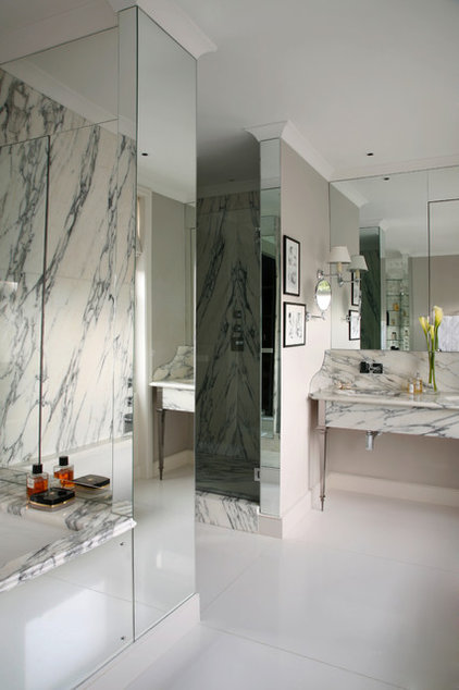 Contemporary Bathroom by VSP Interiors