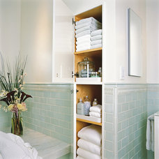 Traditional Bathroom by Gast Architects