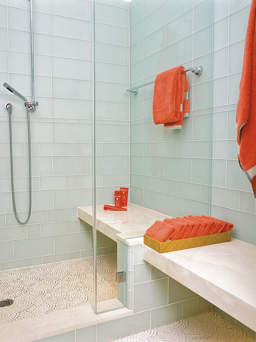 tile shower bench designs 2