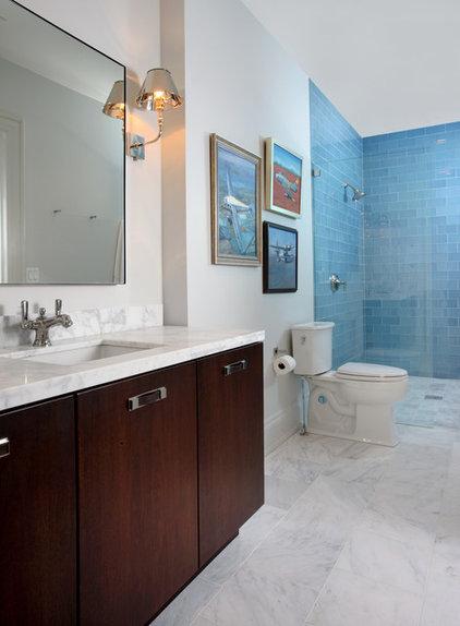 Contemporary Bathroom by Foster Design Build LLC