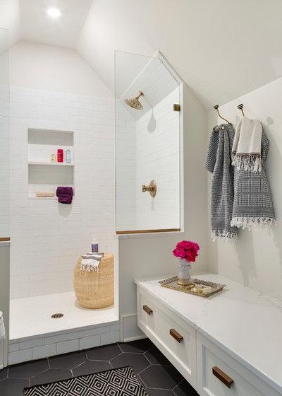 Superb Bathroom by Clairmont Design Build LLC