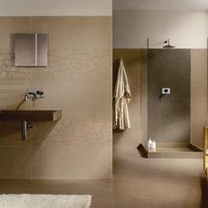 Modern Bathroom by Horizon Italian Tile