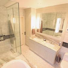 Traditional Bathroom by Etheridge Home Renovation