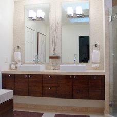 Modern Bathroom kevin Swanson