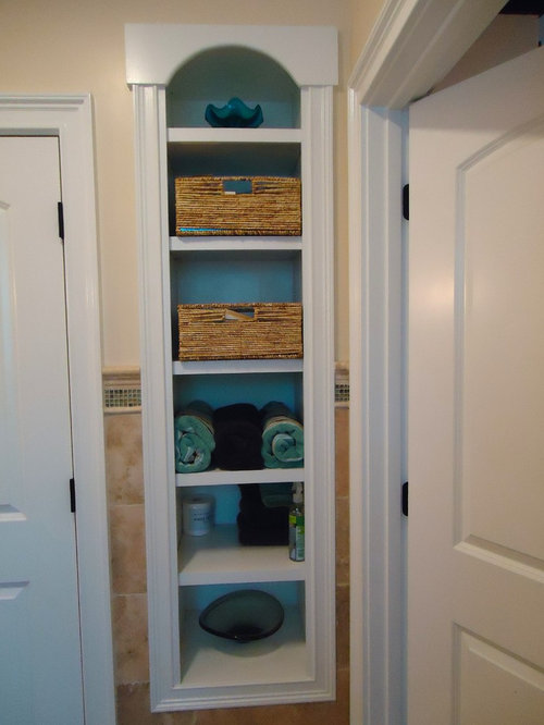 Between The Studs Storage Ideas Remodel and Decor