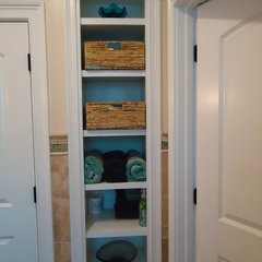 traditional bathroom by kevinallencarpentry.com