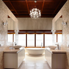 Contemporary Bathroom by Canny Design