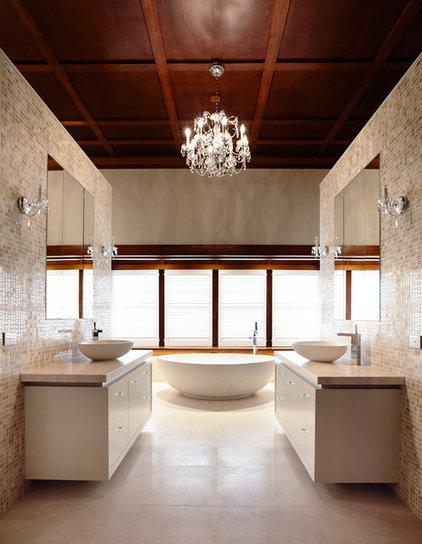 Contemporary Bathroom by Canny Design