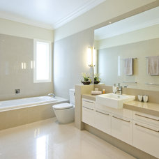 Contemporary Bathroom by kitchens by peter gill