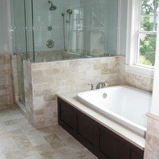 Contemporary Bathroom by The Town Carpenter, LLC
