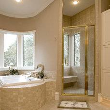 Contemporary Bathroom by Architecture Plus, sc LLC