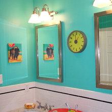 Bathroom Accent Sink