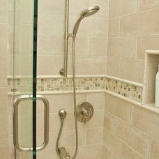 Beach Style Bathroom by Judy Dinkle - JD Designs