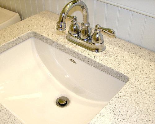 Bathroom quartz countertop home design ideas pictures for Quartz bathroom accessories