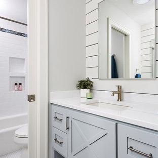 Ideas para cuartos de baño   Fotos de cuartos de baño infantiles