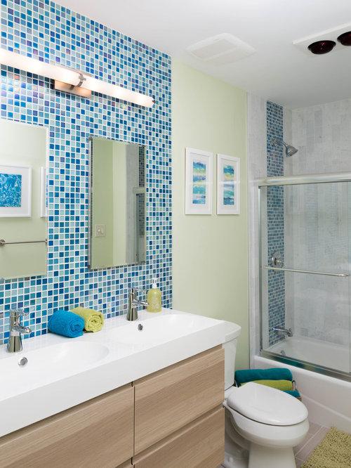 Modern Kids Bathroom Design Ideas Renovations Photos