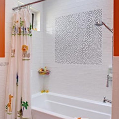 modern bathroom by Tracey Stephens Interior Design Inc