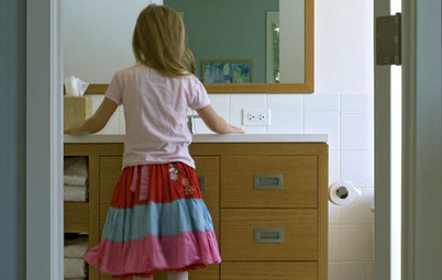 The Family Home: Kid-Friendly Bathrooms