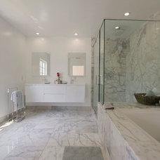 Contemporary Bathroom by Dawn Deyong - Interior Design