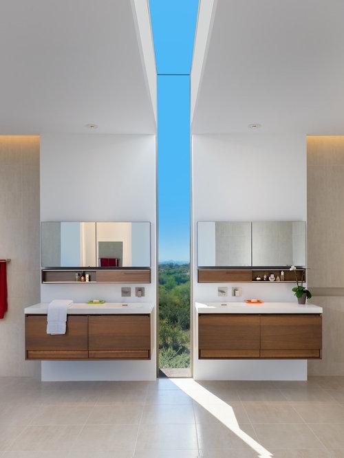 Master Bathroom Dark Cabinets Home Design Ideas Pictures