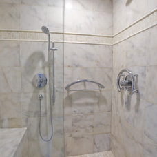 Traditional Bathroom by Classic Remodeling & Construction, Inc