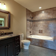 Traditional Bathroom by PAUL VARNEY CONSTRUCTION, LLC