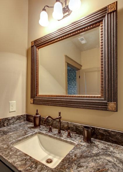 Traditional Bathroom by PAUL VARNEY CONSTRUCTION, LLC