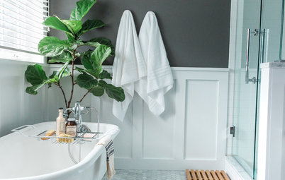 How to Achieve a Blissfully Clutter-free Bathroom