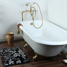 Traditional Bathroom by Kingston Brass