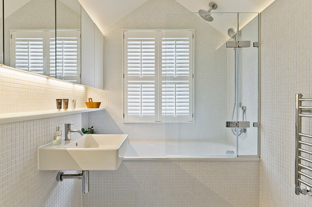 Contemporary Bathroom by Ashworth Parkes Architects