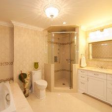 Traditional Bathroom by Stanton Interiors