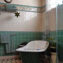 Blissful Bathrooms AU